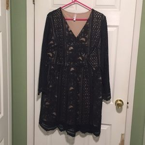 Flirty holiday party dress ( never worn)